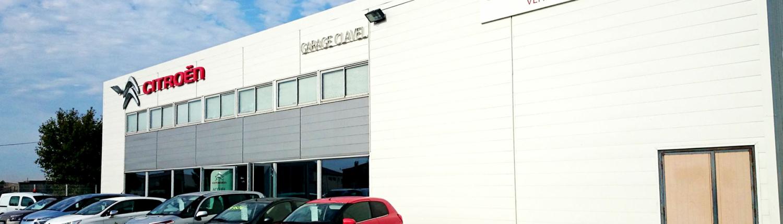 Garage istres garage citro n depuis 1932 istres garage for Garage alvergnas automobiles